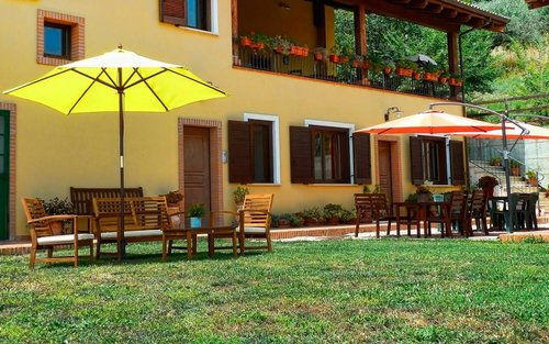 Eco-sustainable vacations in total relax - Atri