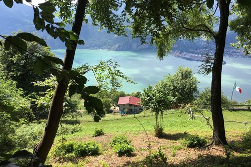 Silence, nature and views of Lake Iseo - Zone