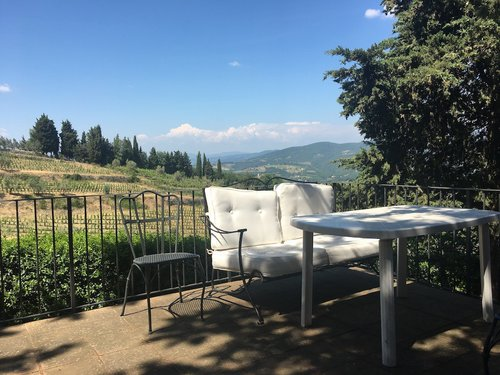 Apartments in Chianti with swimming pool - Greve in Chianti