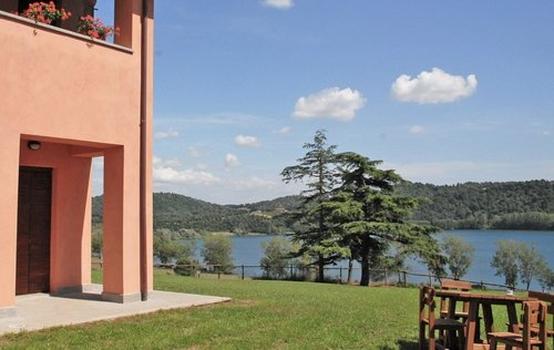 Elegant farmhouse with lake view. - Valentano