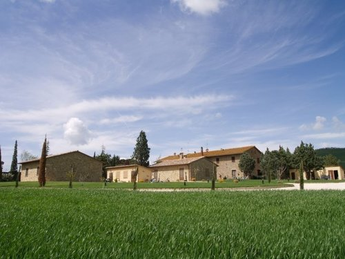 Magic in Val D'orcia with garden and swimming pool - Pienza