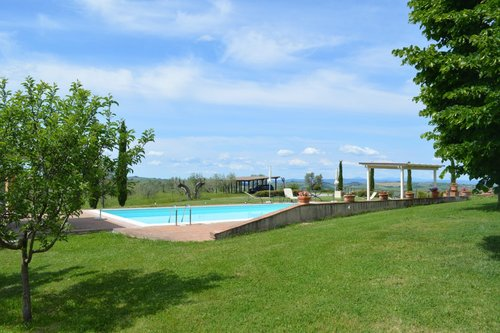 Farmhouse holiday Tuscany wi-fi swimming pool Siena - Asciano