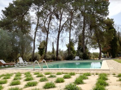 Relax in the farmhouse with swimming pool - Francavilla Fontana