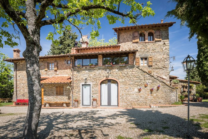 Agriturismo Prices And Accommodation Le Cetinelle Di