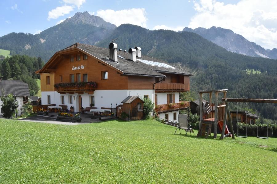 Agriturismo Cone da Val a Marebbe - San Vigilio (Bolzano) - Trentino ...