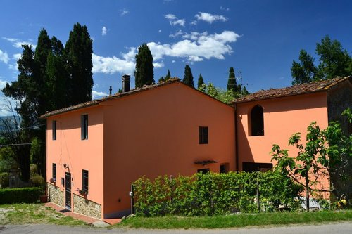 Farmhouse restored in Tuscan style - Pistoia