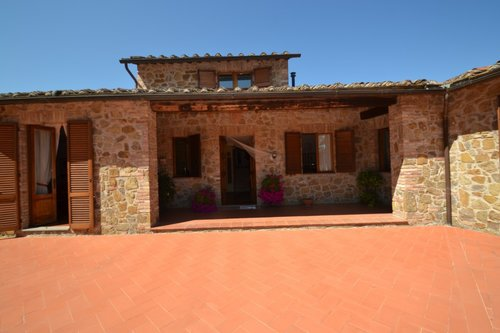 Detached villa in the Sienese countryside - Siena