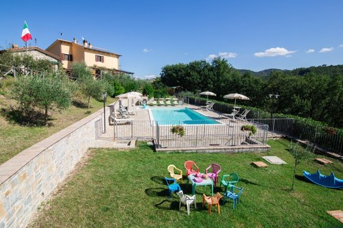 Comfortable apartments between Perugia, Gubbio and Assisi - Valfabbrica