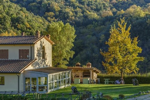 Holiday in nature and relaxation - Gambassi Terme