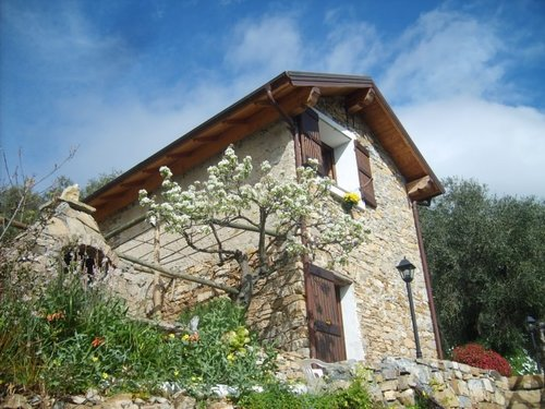 Lovely farmhouse in the countryside, 10 minutes from the sea - Diano San Pietro