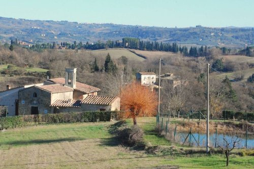 Country house in Tuscany countryside near Florence - Certaldo