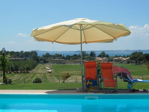 Immersed in nature, only a few metres away from the Lake - Bolsena