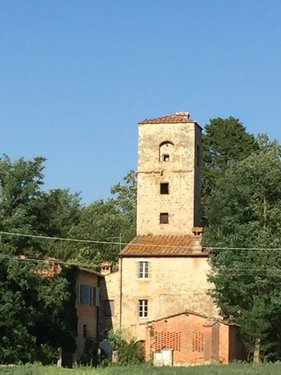 Farmhouse immersed in the countryside near Siena - Rapolano Terme