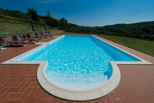 Beautiful Tuscan farmhouse between the sea and the hills - Palaia
