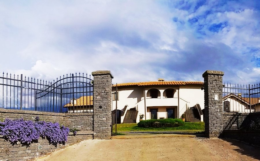 Agriturismo Grotte di Castro - Farmhouse and agritourism in Grotte ...