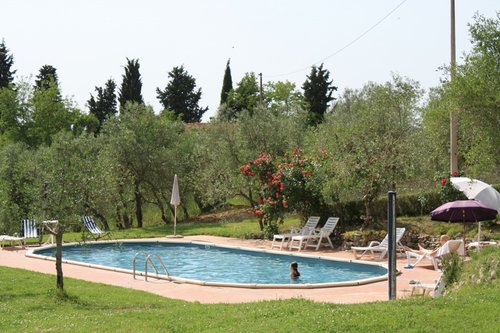 Apartments 2 or 4 persons in the heart of the Chianti hills - Certaldo