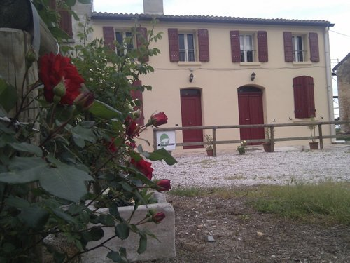 Apartment in a farmhouse, in the quiet countryside - Tresigallo