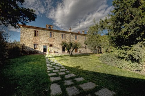 Wonderful farmhouse with swimming pool in the Tuscan hills - Carmignano