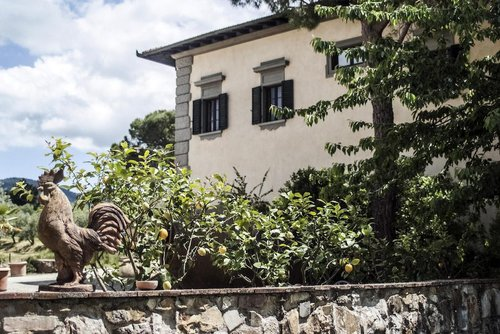 Farmhouse with swimming pool in the heart of Chianti - Greve in Chianti