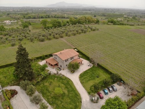 Country House, nestled in the heart of the Ager Falernus. - Falciano del Massico