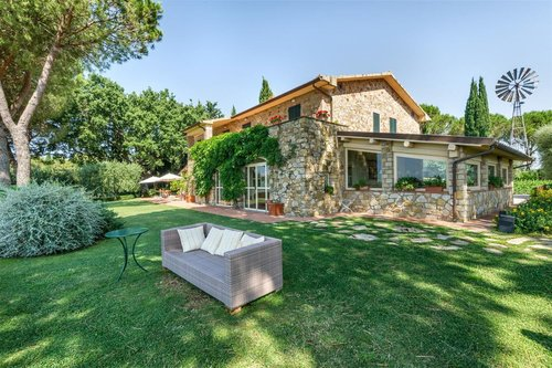 Wellness and leisure in a farmhouse in the heart of the Maremma - Magliano in Toscana
