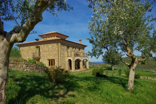 Charming Country House with 0KM Restaurant - Montecorice