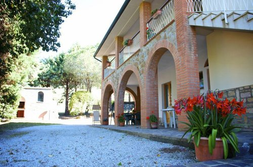 Vacation in tranquility, near the sea and historical centers - Massa Marittima