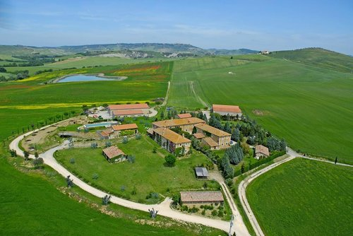 The Sorbelle of Orcia - Pienza