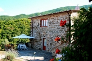 Casolare Indipendente per 4 pax - Agriturismo Organic farm surrounded by nature in Tuscany
