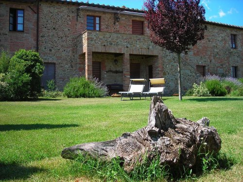 Farmhouse wellness in the beautiful Val d'Orcia - Pienza