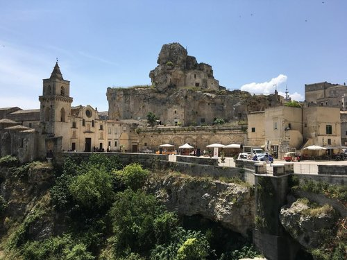 Le Matinelle - Matera