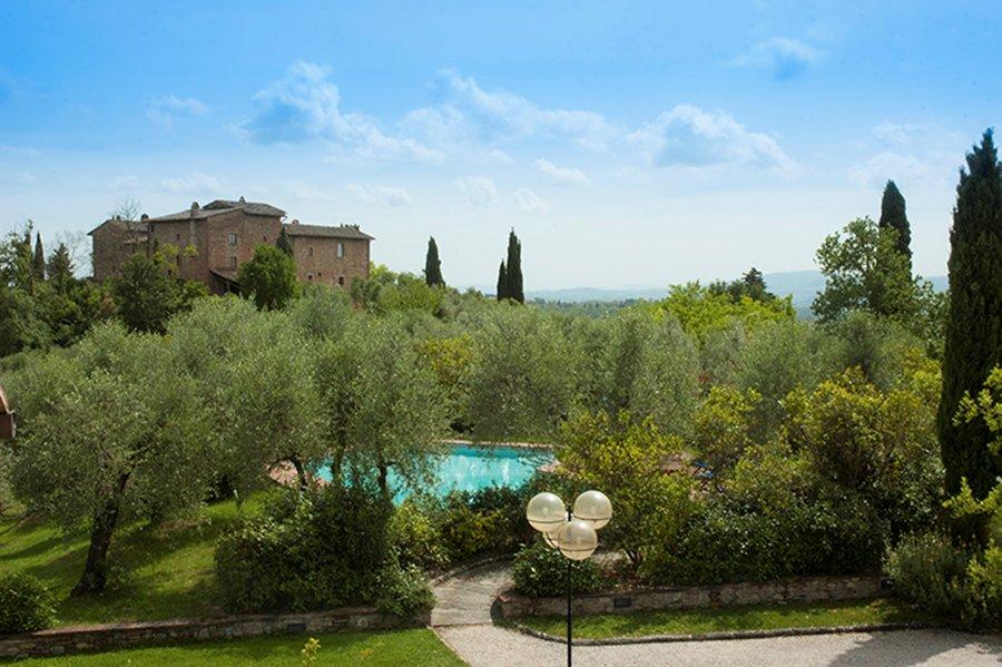 Agriturismo Casa di Monte Montespertoli - (Florence) - Tuscany