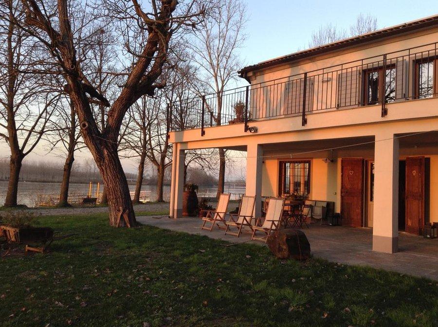 Agriturismo la finestra sul po a monticelli d 39 ongina piacenza emilia romagna - Finestra sul po ...
