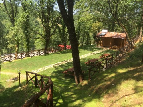 Farmhouse and Camping Lo Scoiattolo - Rotonda
