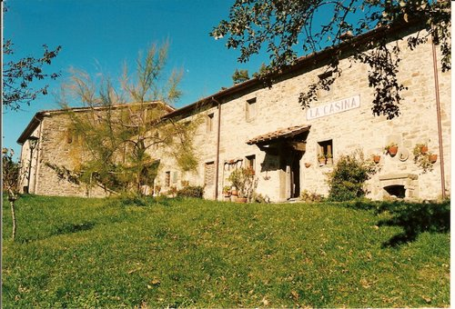 Casina of Burraia - Subbiano