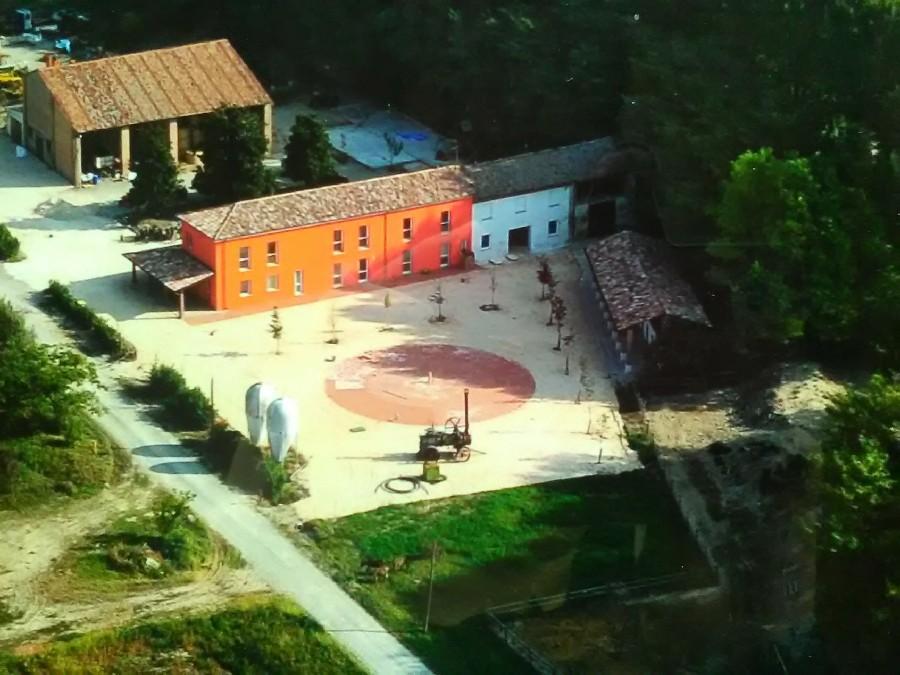 Agriturismo all 39 antica ruggine a alseno piacenza for Ruggine bologna