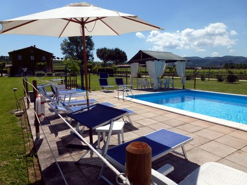 Holiday property with pool close to Assisi and Perugia. WIFI - Torgiano