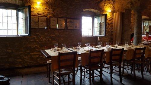 Restaurant Bauernhof Terrazze di Montevecchia Montevecchia - (Lecco ...