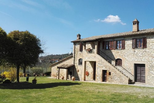 Farm Collesanto - Magione
