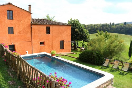 Exclusive Tuscan Villa. 7 BD and 7 BR - Siena