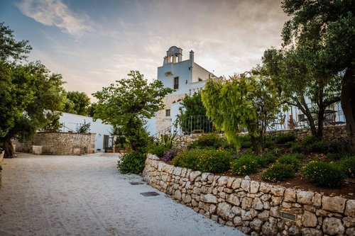 Bed and Breakfast Masseria Lamiola Piccola - Ostuni