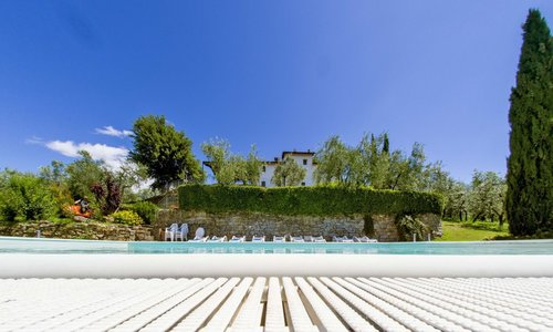 Farmhouse Cafaggio Primo relax and panoramic pool - Loro Ciuffenna