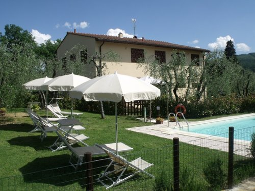 Farmhouse Il Viaio - near the center of Florence - Fiesole