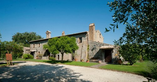 Agriturismo Buriano Country House - Lubriano