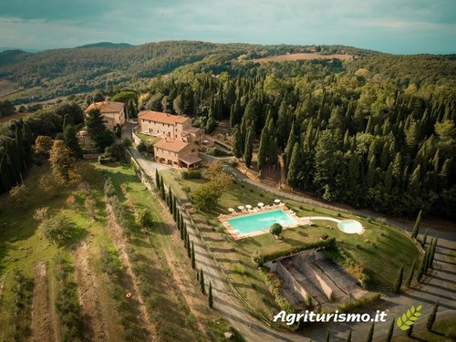 Borgo il Castagno, the authentic place of the countryside - Gambassi Terme