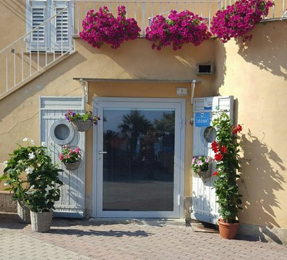 Farmhouse Torre dei Paponi - Loft by the sea - San Lorenzo al Mare