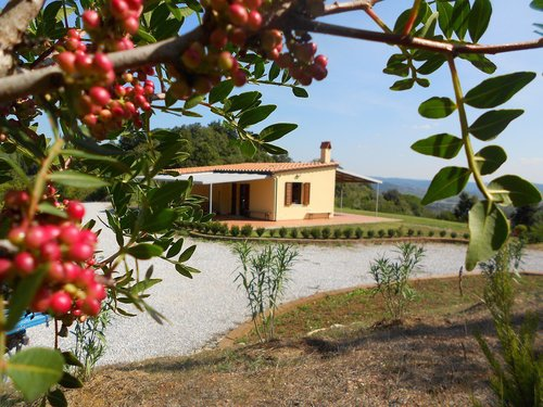 Farmhouse Poggio Banzi - Suvereto