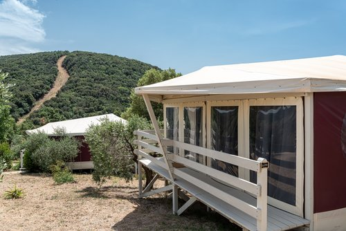 Vedetta Lodges - glamping - Scarlino