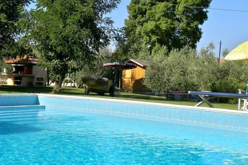 Near the Saturnia thermal baths rooms swimming-pool air cond - Scansano