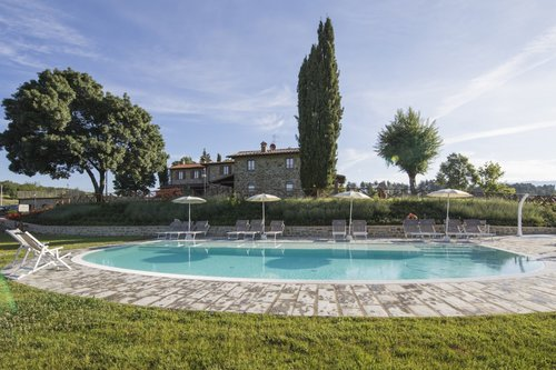 Quata Tuscany Country House - Castel San Niccolò